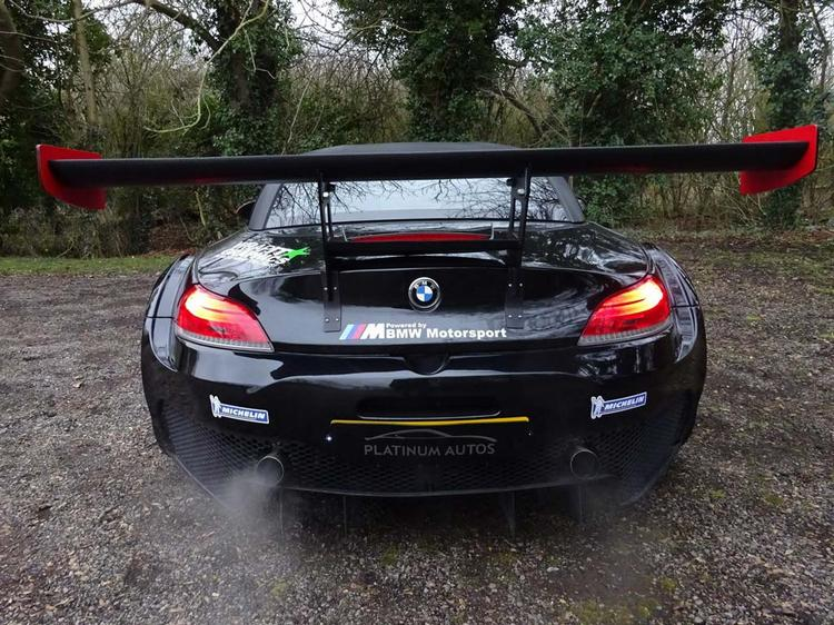 Re Bmw Z4 Gt3 You Know You Want To Page 1 General Gassing