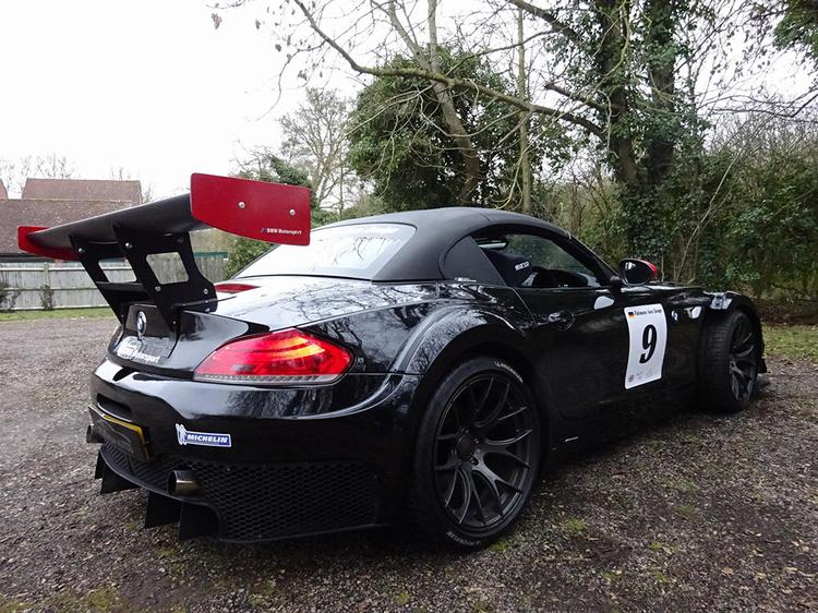 Re Bmw Z4 Gt3 You Know You Want To Page 1 General