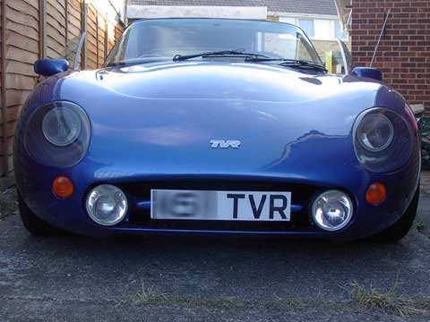 used 1994 tvr griffith for sale in gloucestershire pistonheads. Black Bedroom Furniture Sets. Home Design Ideas
