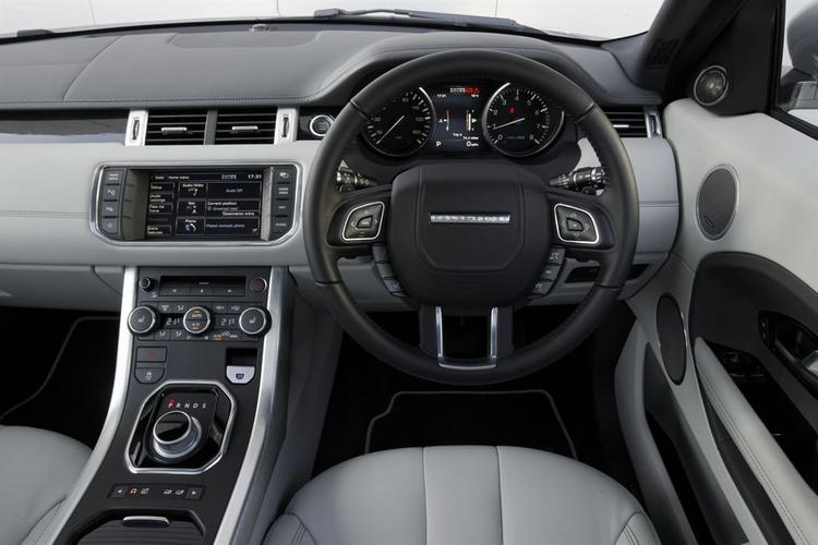 Range Rover Evoque SD Dynamic Coupe Keith Michaels - Cheap range rover insurance