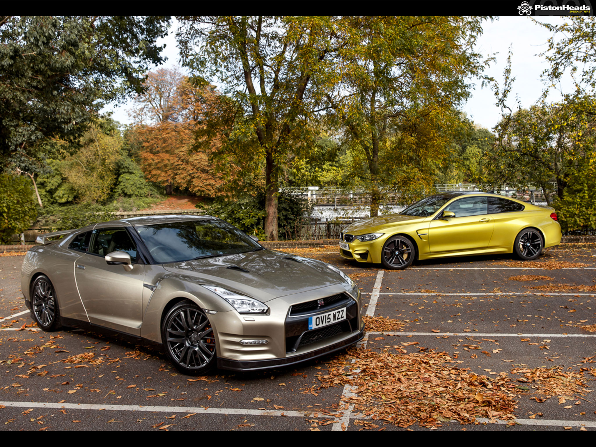 BMW M4 vs. Nissan GT-R: Pic Of The Week | PistonHeads