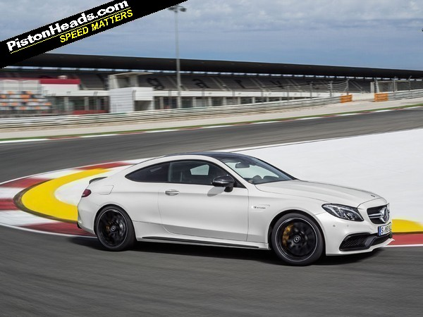 Mercedes Amg C63 S Coupe Versus Bmw M4 And More Pistonheads