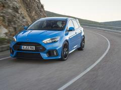 Will a portly kerbweight hamper the RS?