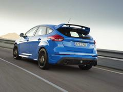 Five-door and manual only for the new RS