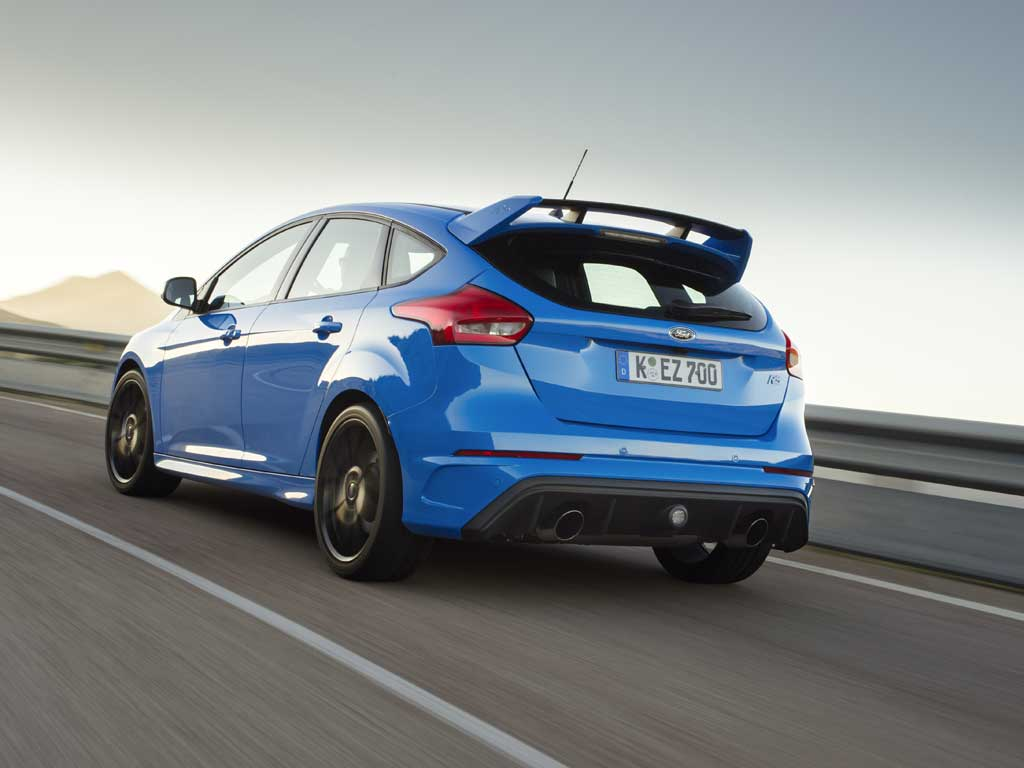Five Door And Manual Only For The New Rs