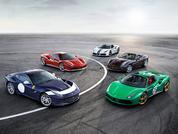 Top seven Ferrari anniversary liveries