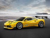 New Ferrari 488 Challenge announced