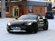 Aston Martin DB11 Volante spy shots