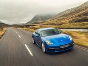 Porsche Panamera Diesel S: Review
