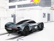 Aston Martin AM-RB 001 tech partners revealed