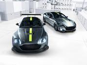 Aston Martin - Geneva 2017