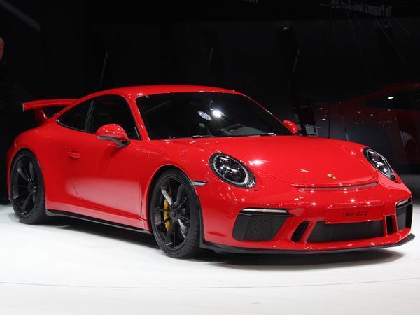 New Porsche 911 Gt3 Geneva 2017 Pistonheads