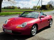 Porsche Boxster: PH Carpool