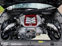 More power, more torque, more noise!