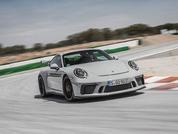 Porsche 911 GT3 manual: Review