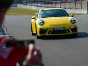 911 GT3 blitzes 'ring lap (now with vid!)