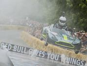 RedBull Soapbox gives Aston Martin wings