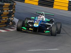 Aero places different demands on the driver