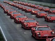 Happy 30th Ferrari F40!