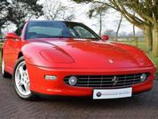 Ferrari 456M GT: Spotted