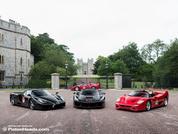 Ferrari at 70: PH Photo Gallery
