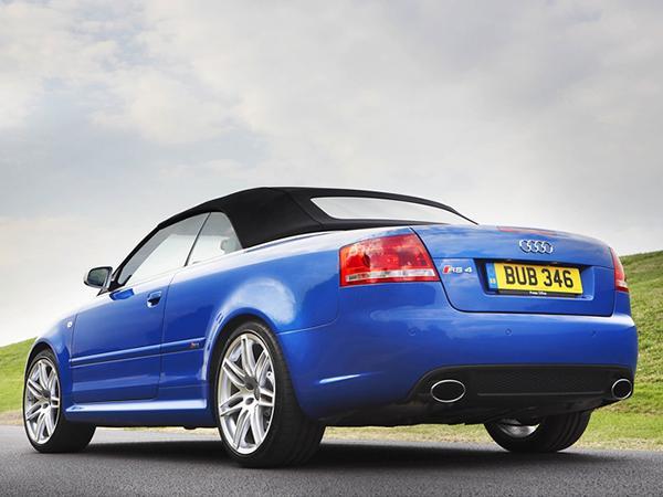 Audi RS4 B7 (2006-2008): Market Watch   PistonHeads UK