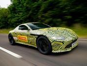 New Aston Martin Vantage pics
