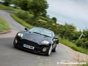 Aston Martin V12 Vanquish S manual: PH Heroes