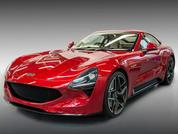 New TVR Griffith - official