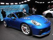 Porsche 911 GT3 Touring - Frankfurt 2017