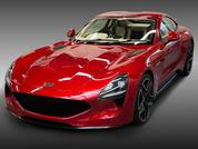 New TVR Griffith: first breath!
