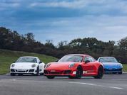 Porsche unveils 911 British Legends Edition