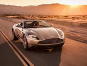 New DB11 Volante launched