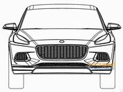 Lotus SUV design patents emerge