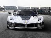 Ferrari FXX-K Evo - official