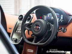 Shock: McLaren interior still annoying sometimes