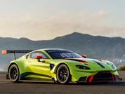 Aston Martin Racing unveils Vantage GTE