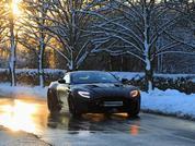 New Aston Martin Vanquish spy shots