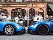 Supercars in London: PH Gallery