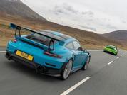 Porsche 911 GT2 RS vs 911 GT3 RS
