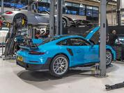 Porsche UK Operations Workshop: PH Meets
