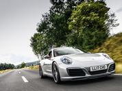 Litchfield Porsche 911 Carrera T: Driven