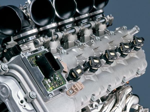 BMW M5 E60 E61 E63 E64 S85B50 V10 WORKING M6 IONIC CURRENT CONTROL SENSOR