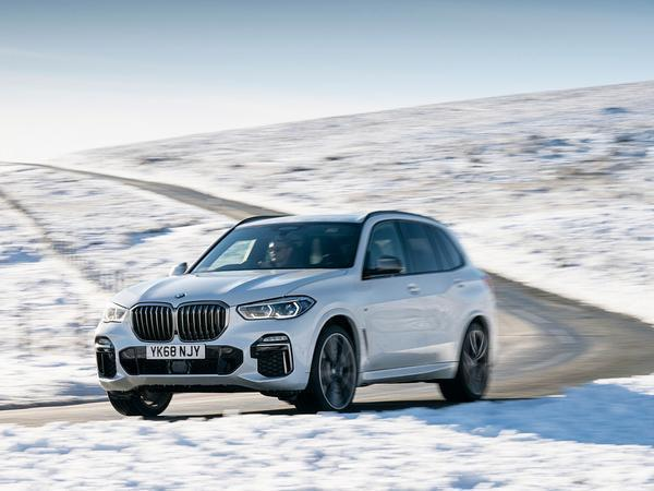 2020 BMW X5 M50d   UK Review   PistonHeads