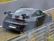 992 Porsche 911 GT3 sports new aero   Update