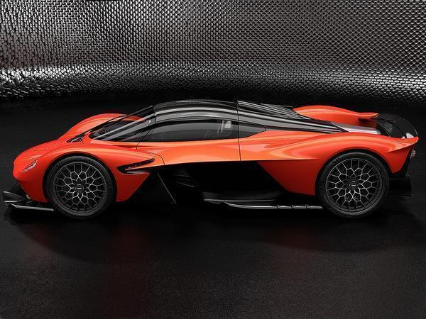 Aston Martin Valkyrie Will Get 1176hp Official Pistonheads Uk