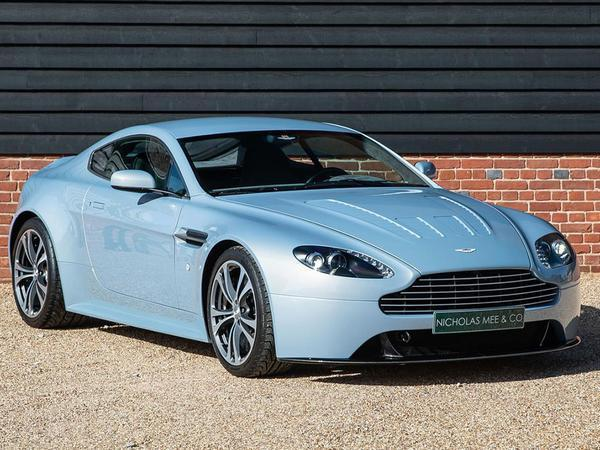 Aston Martin Vantage Rs Showpiece Of The Week Pistonheads Uk