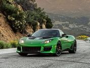 New Lotus Evora GT launched in North America