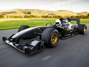 Rodin FZed track car born from Lotus T125