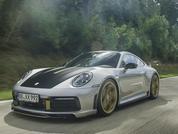 "Techart ""custom refinement"" for 992 911"